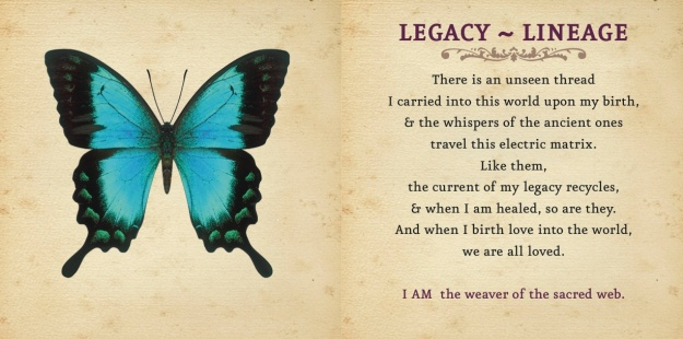 Legacy ~ Lineage