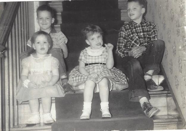 1955 Winters kids